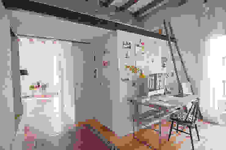 Casas modernas de degoma Moderno
