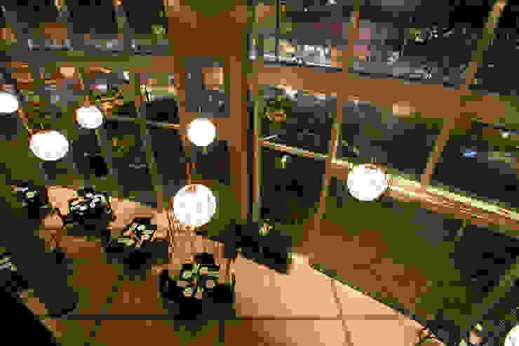 Forneria Copacabana | Iguaçu Espaços gastronômicos ecléticos por Claudia Pereira Arquitetura Eclético