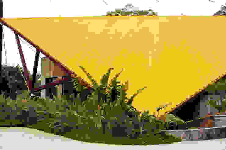Vista da Cobertura Casas modernas por Carlos Bratke Arquiteto Moderno