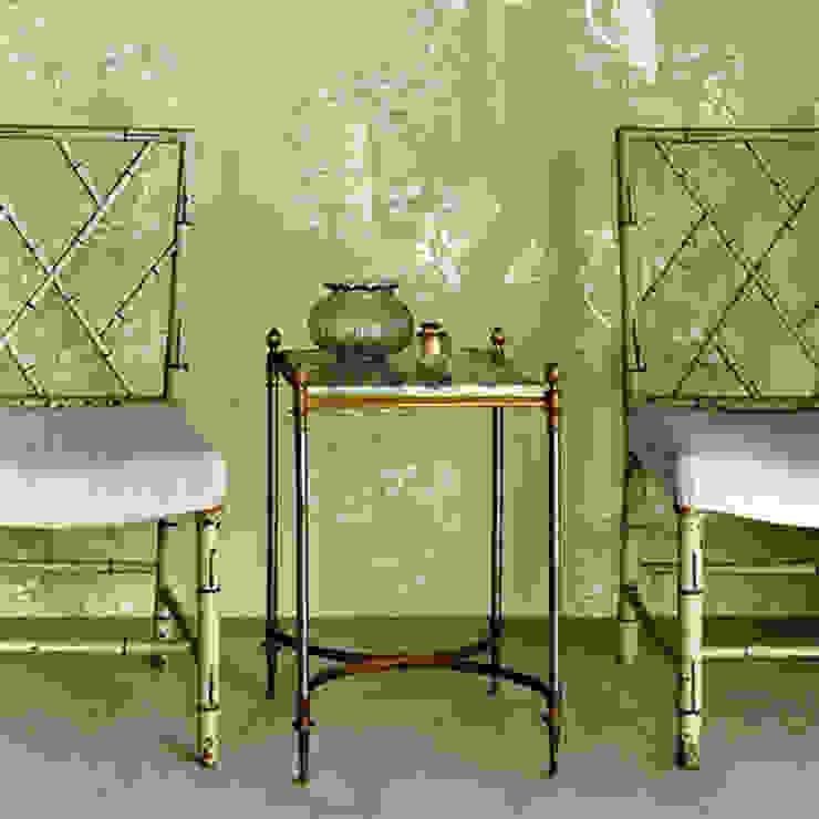 Barneby Gates wallpaper - Dragonfly Dust Paredes y suelosPapeles pintados Verde