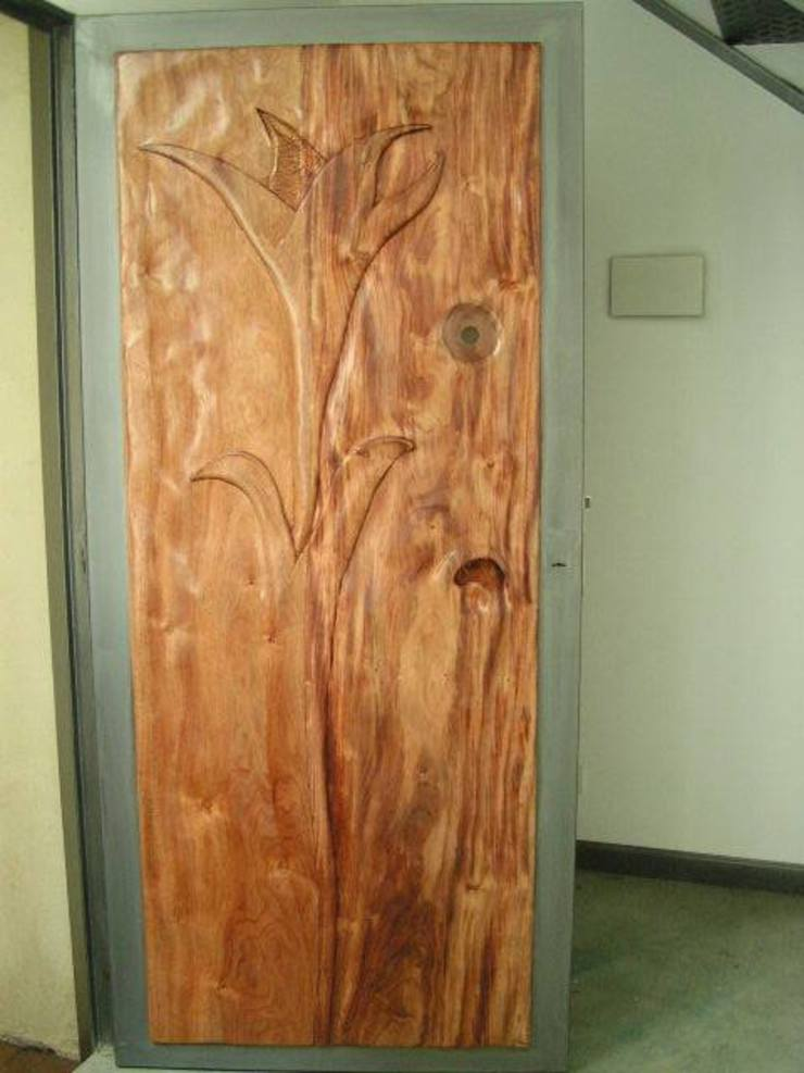 Santiago del Estero 623 – Buenos Aires Dormitorios modernos: Ideas, imágenes y decoración de Arquitecta Mercedes Rillo Moderno