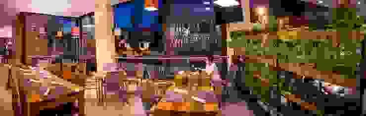 El Molino del Quijote Gastronomía de estilo moderno de Taller La Semilla Moderno