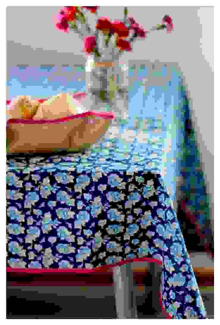 Manteles que alegran y dan estilo a nuestras comidas de Las Candelarias Clásico
