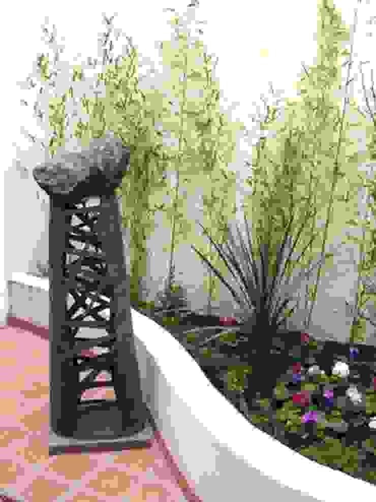 Santiago del Estero 623 – Buenos Aires Jardines modernos: Ideas, imágenes y decoración de Arquitecta Mercedes Rillo Moderno