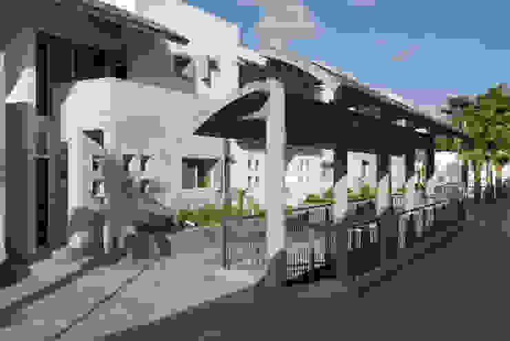 Conjunto las Callejas Casas modernas de Moya-Arquitectos Moderno