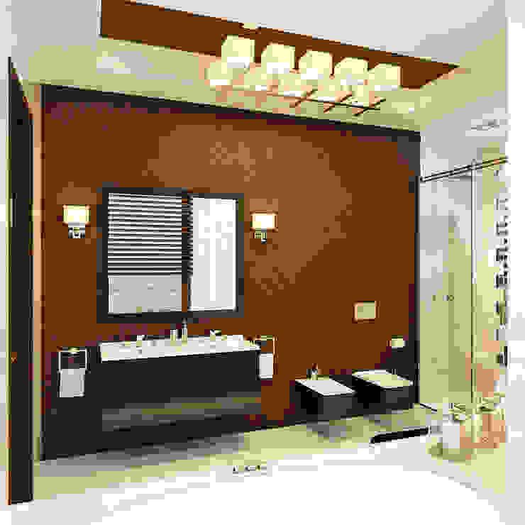 Salle de bain originale par Rash_studio Éclectique