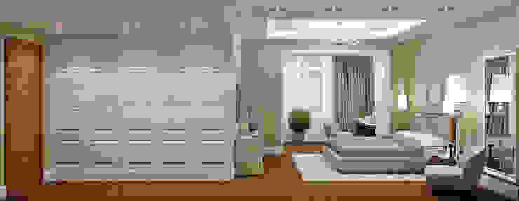 Спальня Спальня в стиле модерн от Rash_studio Модерн