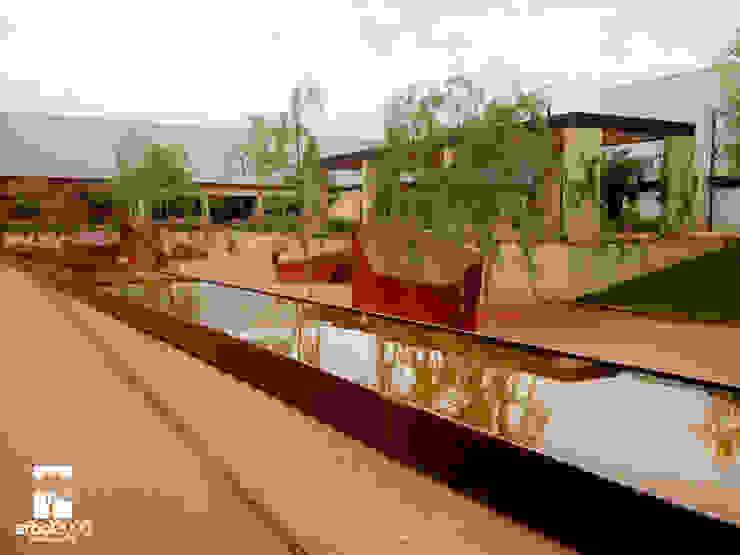 Parque Tamosura Centros comerciales de estilo moderno de arbol2000 Moderno