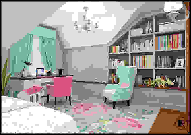 Детская Детская комнатa в классическом стиле от Rash_studio Классический