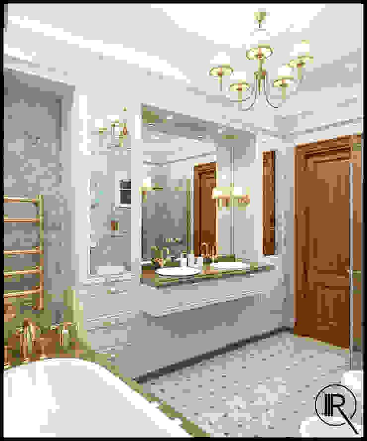 Санузел №2 Ванная в классическом стиле от Rash_studio Классический