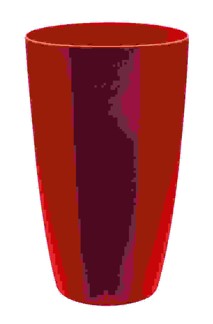 BRUSSELS DIAMOND HIGH LOVELY RED de Elho México Minimalista Plástico
