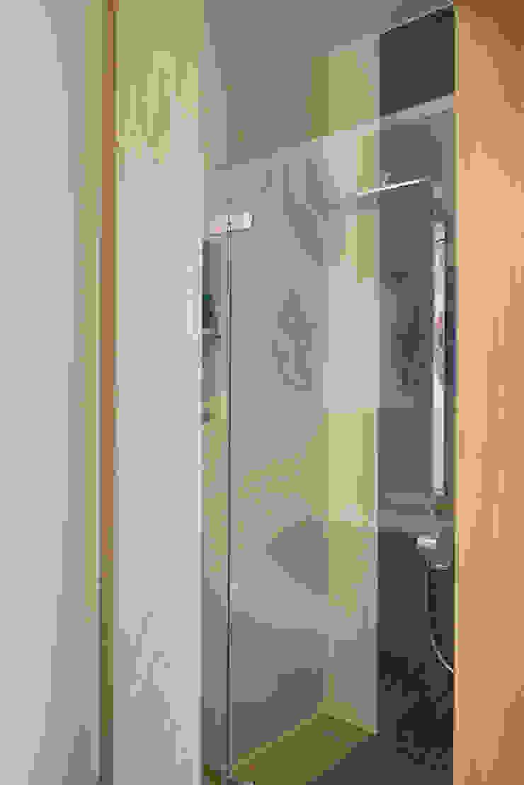 Apartament Przasnyska Nowoczesna łazienka od deco chata Nowoczesny