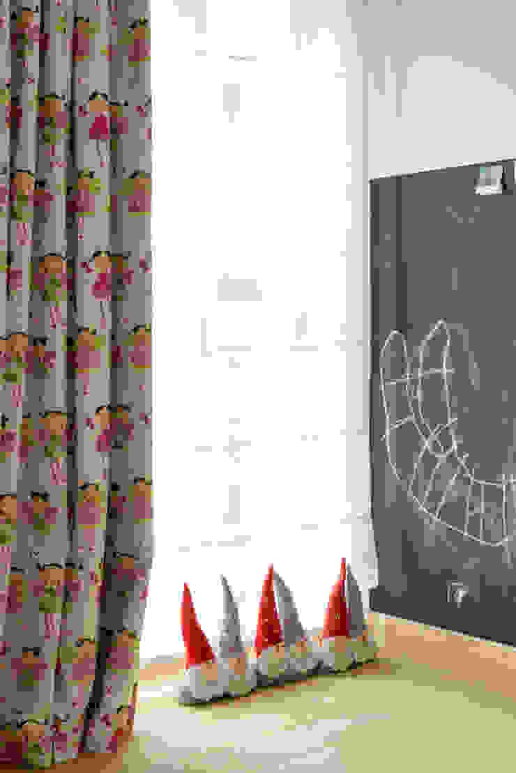 Pokój Ani Nowoczesny pokój dziecięcy od deco chata Nowoczesny