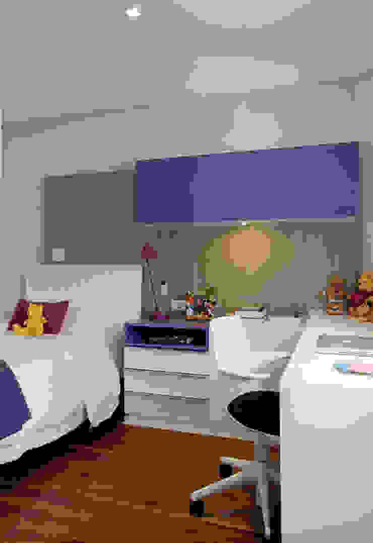 Apartamento Higienópolis Quarto infantil moderno por Marcelo Rosset Arquitetura Moderno