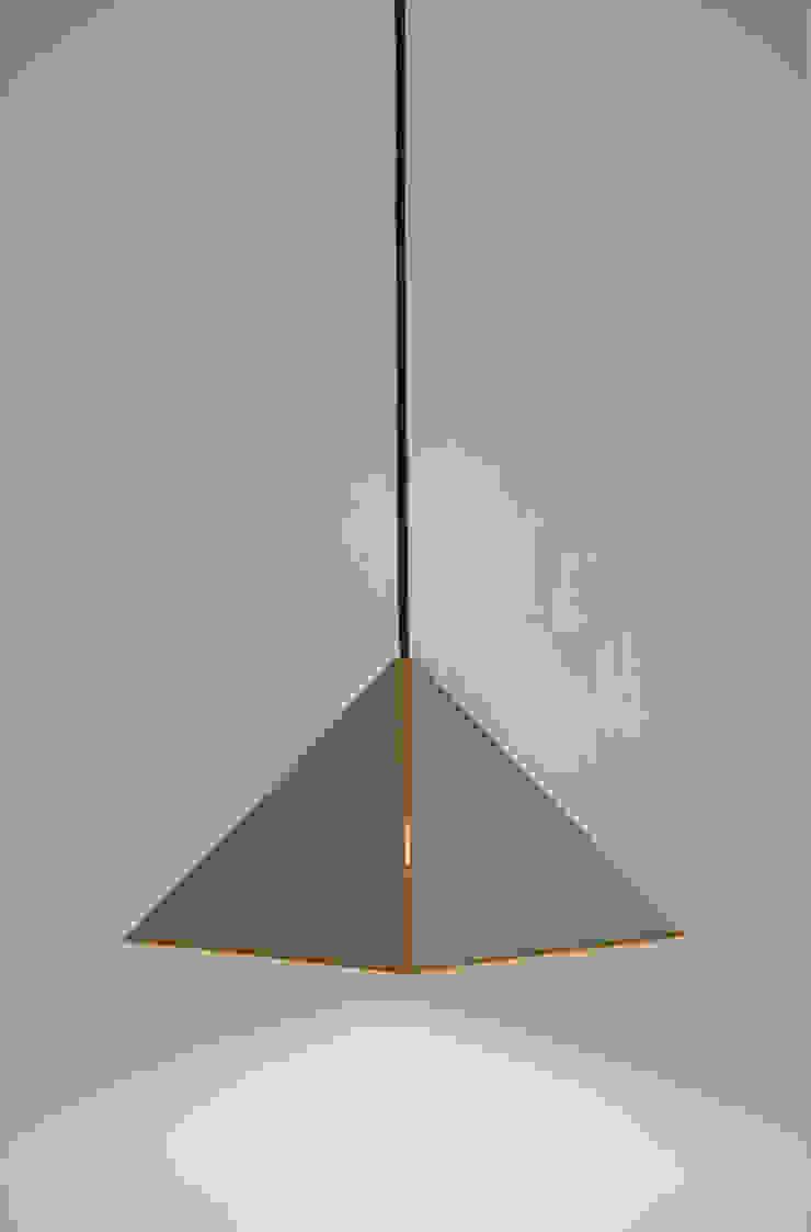 Pirámide colgante de Candela* Moderno Vidrio