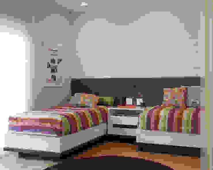 Apartamento Higienópolis 2 Quarto infantil moderno por Marcelo Rosset Arquitetura Moderno