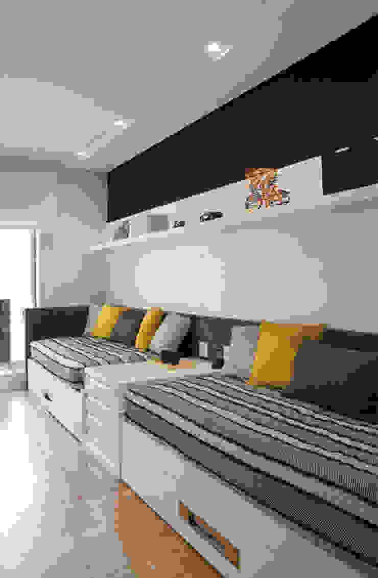 Apartamento Higienópolis 2 Quartos modernos por Marcelo Rosset Arquitetura Moderno