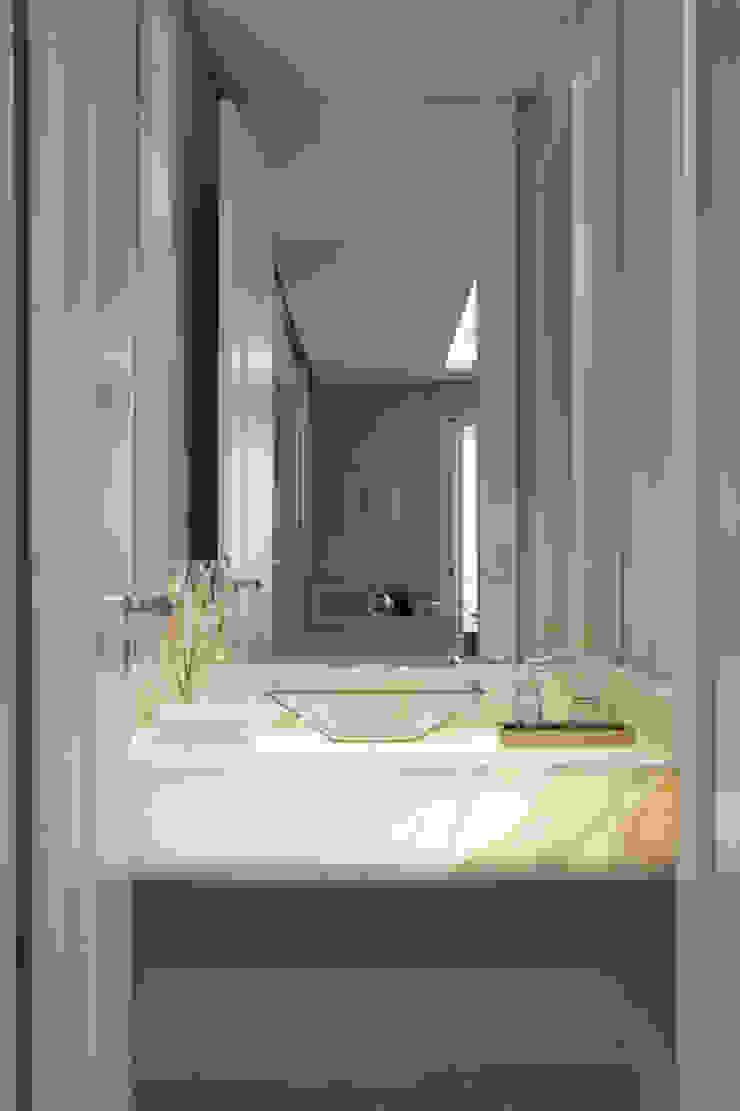 Apartamento Higienópolis 2 Banheiros modernos por Marcelo Rosset Arquitetura Moderno