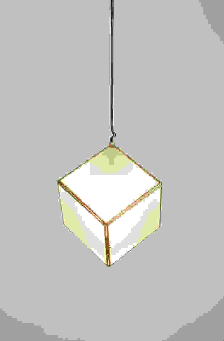 Cubo colgante / esmerilado de Candela* Minimalista Vidrio