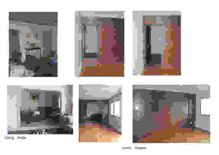 Residencia Aclimaçao - SP por Juliana Gatto Arquitetura