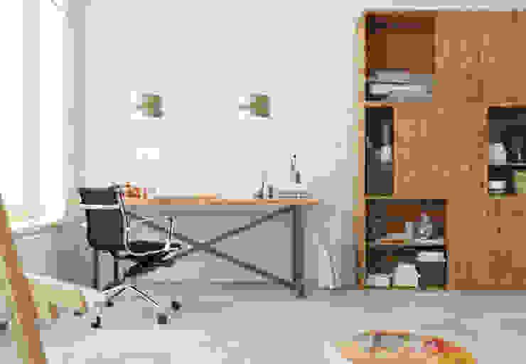 Oficinas de estilo escandinavo de homify Escandinavo