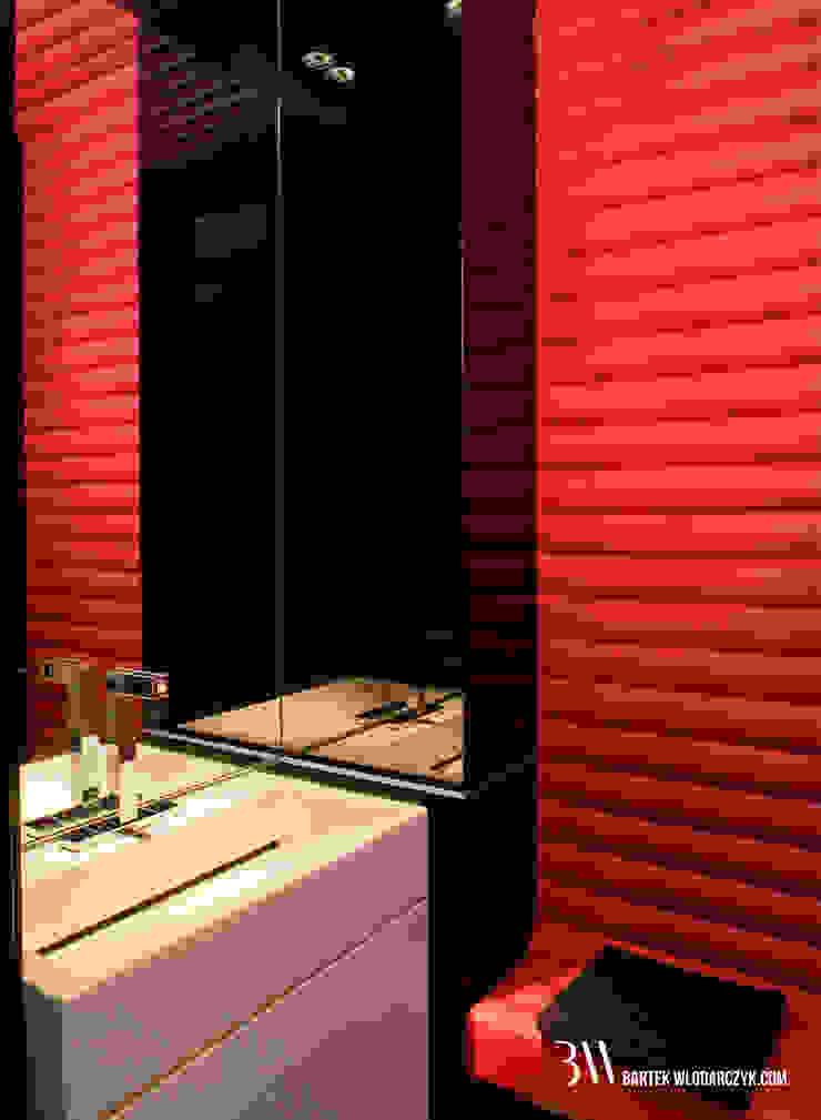 Minimalist style bathroom by Bartek Włodarczyk Architekt Minimalist