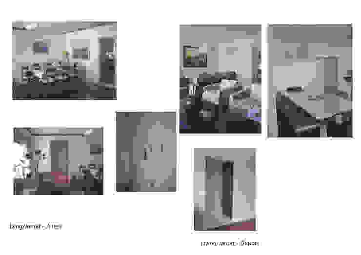 Residencia Aclimaçao – SP por Juliana Gatto Arquitetura
