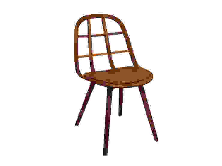Nadia Chair :Walnut: MEETEE  株式会社松創が手掛けたスカンジナビアです。,北欧 木 木目調