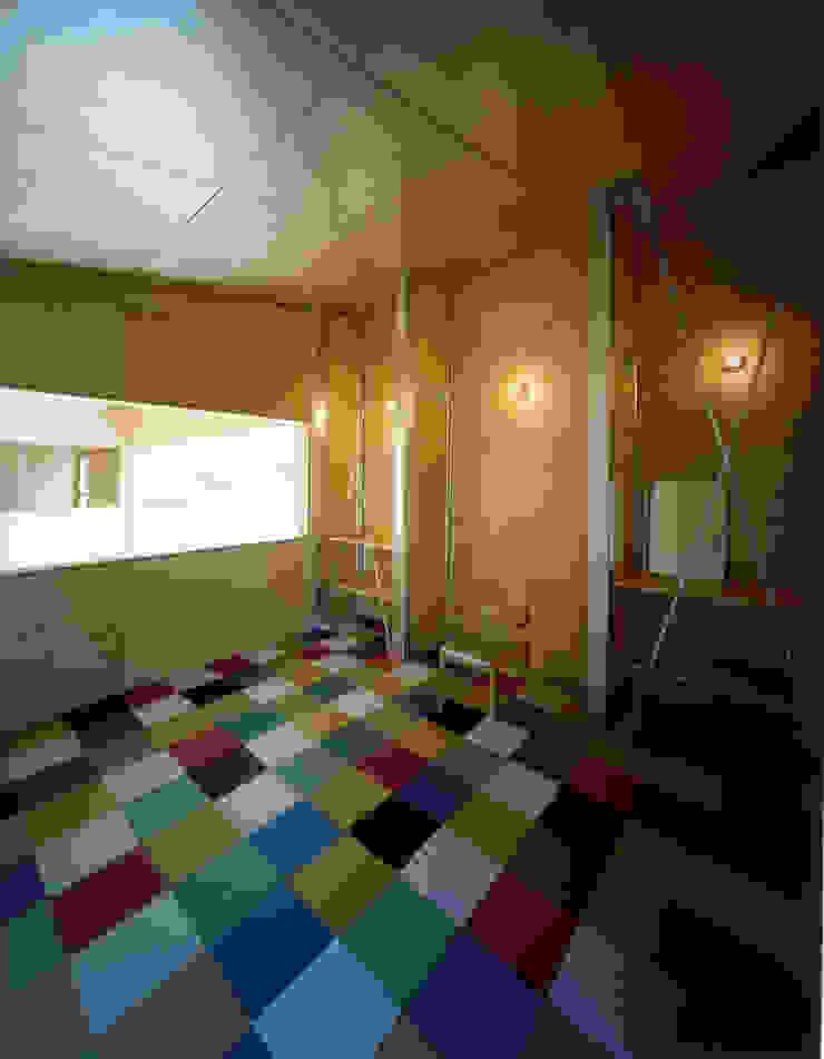 Guen BERTHEAU-SUZUKI Co.,Ltd. Modern Bedroom