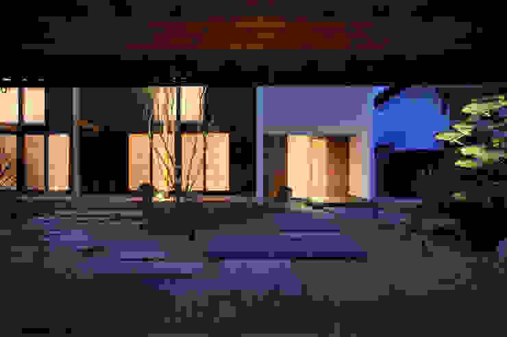 higashinagato house 日本家屋・アジアの家 の 髙岡建築研究室 和風