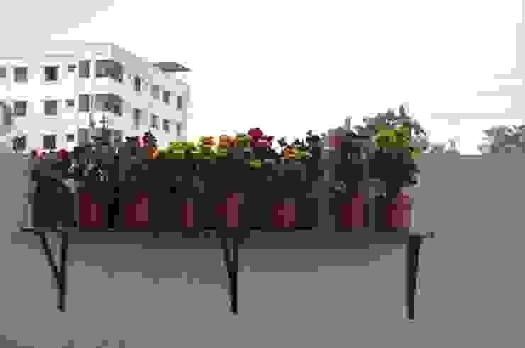 Dr.Z.S.'s Residential House Modern garden by DESIGNER GALAXY Modern
