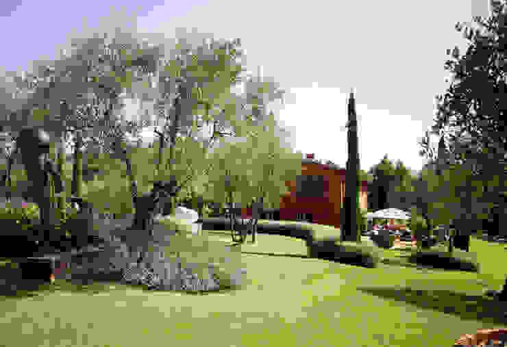 Arte e paesaggio sulle colline toscane Giuseppe Lunardini Architetto del Paesaggio Giardino in stile mediterraneo