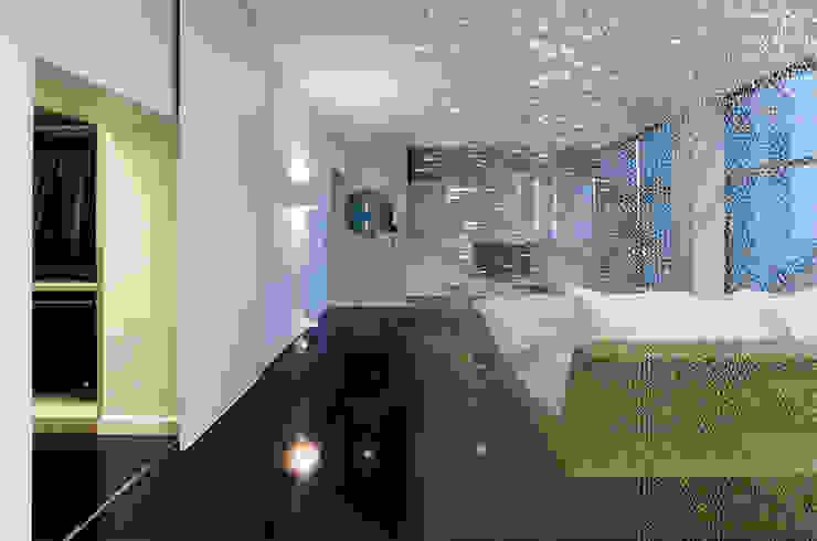 Süzer Plaza BS Penthouse Modern Yatak Odası nrp Modern