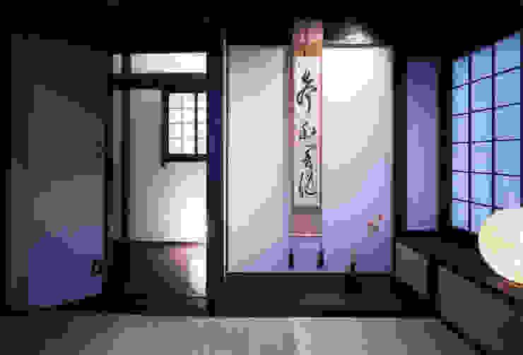 misawa house 和風デザインの 書斎 の 髙岡建築研究室 和風