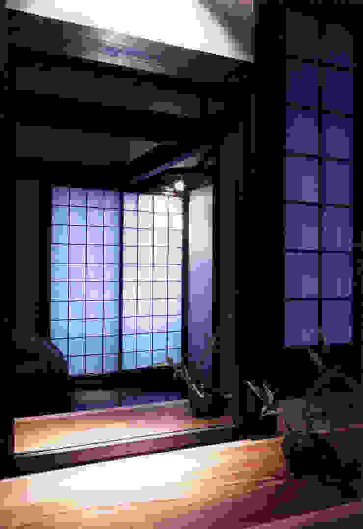 misawa house 和風の 寝室 の 髙岡建築研究室 和風