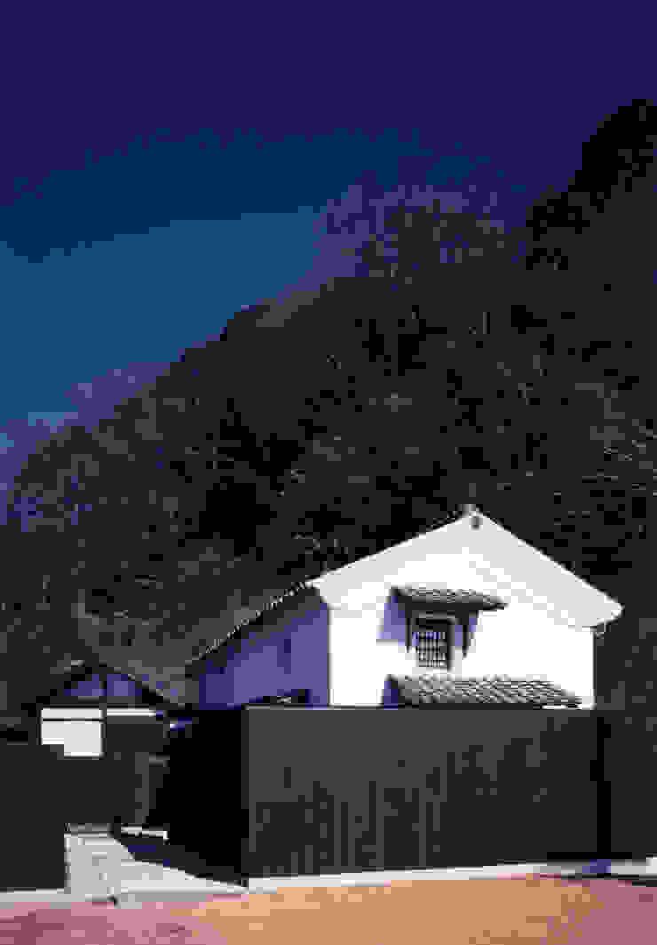 gogoshima house: 髙岡建築研究室が手掛けたアジア人です。,和風