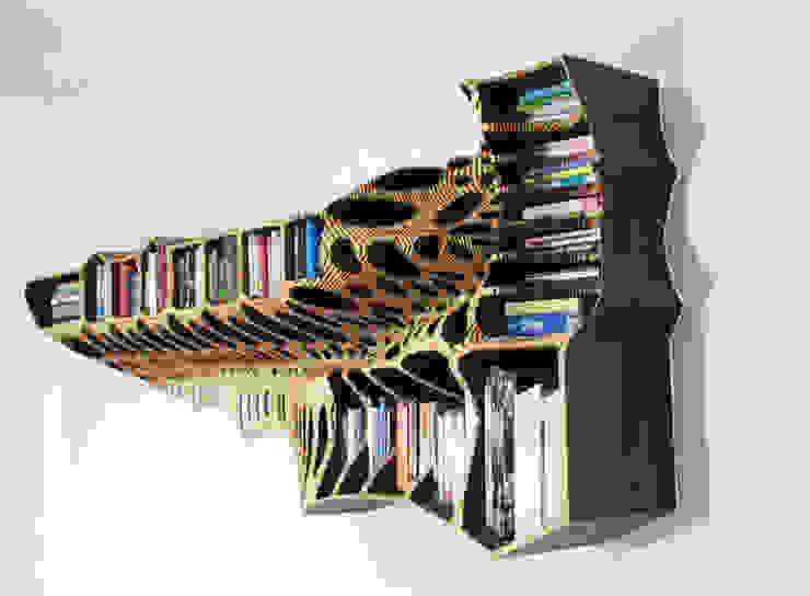 de PerezReiter Architects Moderno Derivados de madera Transparente