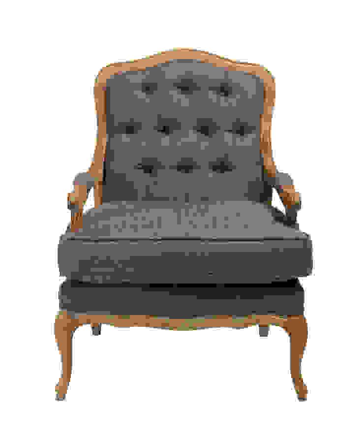 Кресло Basel Armchair A040 от LeHome Interiors Классический Дерево Эффект древесины