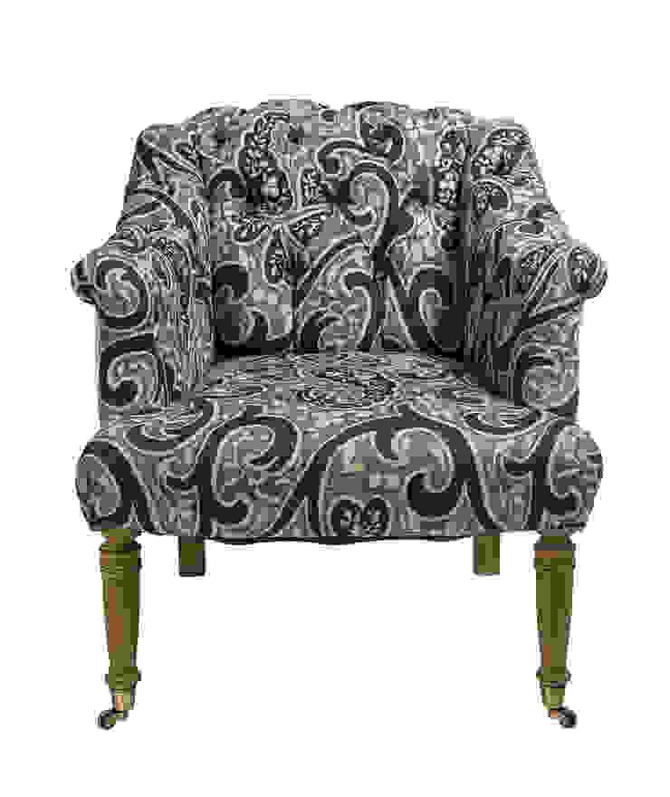 Кресло Bescano Armchair A111 от LeHome Interiors Классический Дерево Эффект древесины