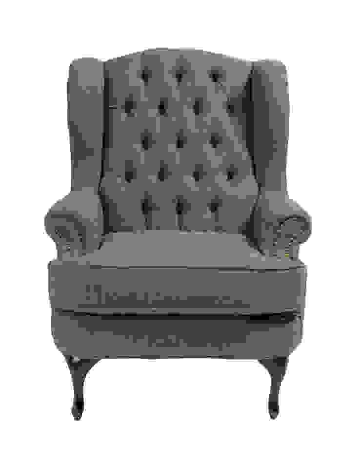 Кресло Chapell Armchair A114 от LeHome Interiors Классический Дерево Эффект древесины