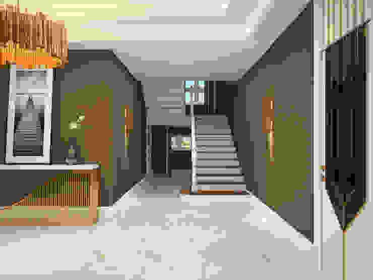 Astana Villa Cenk Doğan Mimarlık
