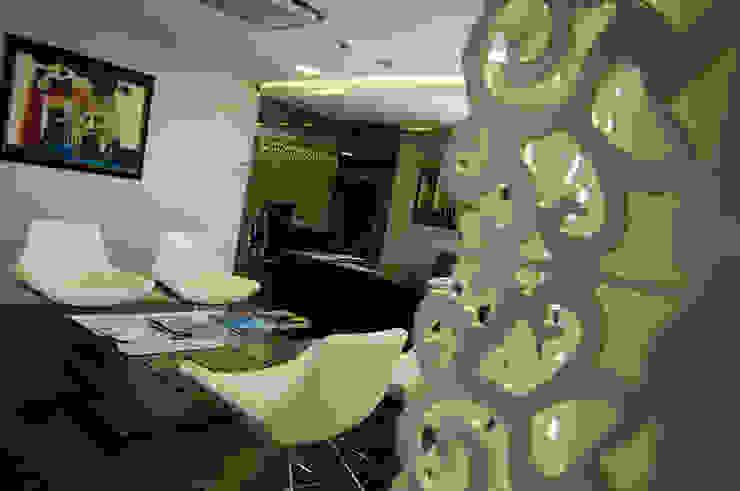 Edificios de Oficinas de estilo  por Cenk Doğan Mimarlık , Moderno