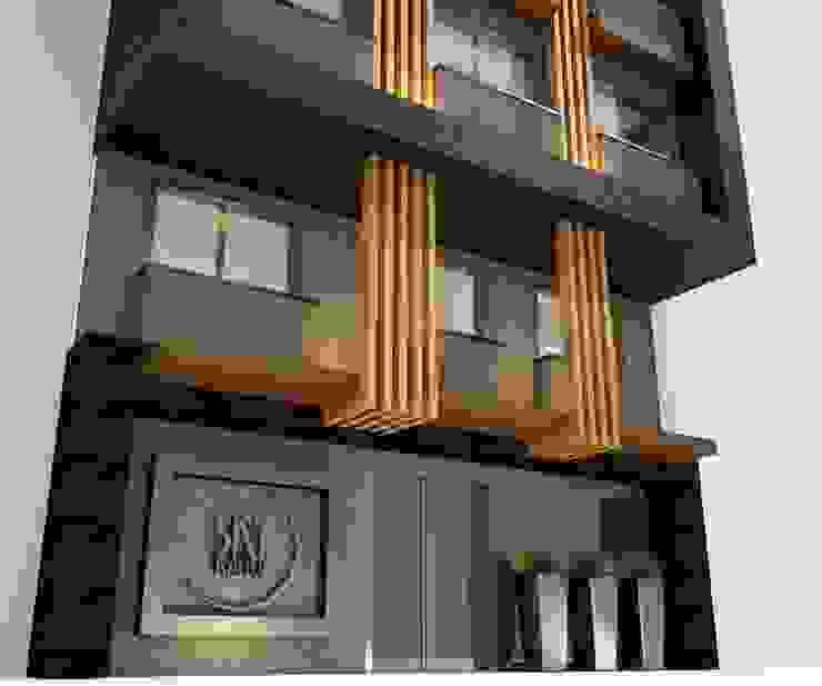 Sky Kamer Hotel Cenk Doğan Mimarlık