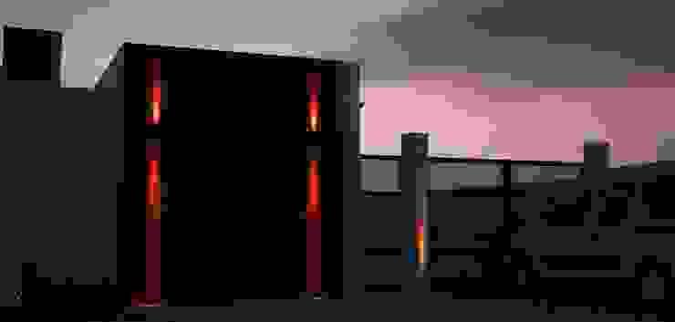Proyecto Vivienda Multifamiliar Casas modernas: Ideas, imágenes y decoración de obelarQ Moderno