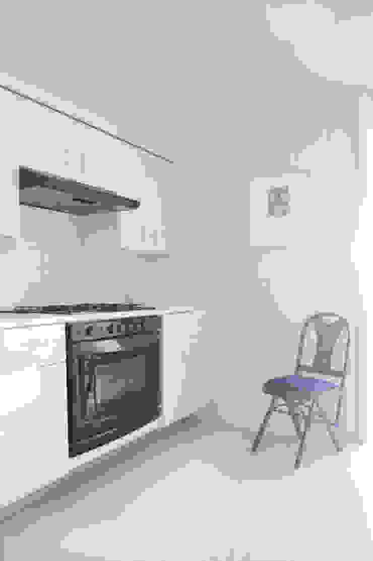 Remodelando Cocina de Capital Studio Moderno