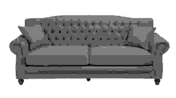 Диван Heritage Sofa S028 от LeHome Interiors Классический Дерево Эффект древесины