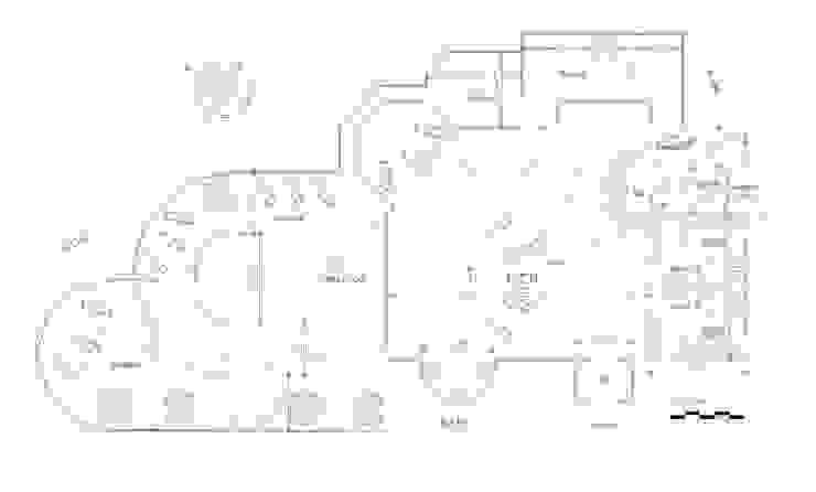 Casas Llao Llao y Arelauquen Casas modernas: Ideas, imágenes y decoración de Lüters ochoa arquitectos Moderno