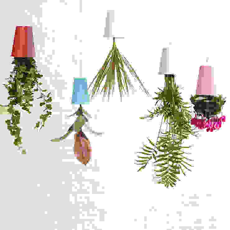 Jardinière sky- pots de fleurs retournés par IdéeCadeau.fr Moderne