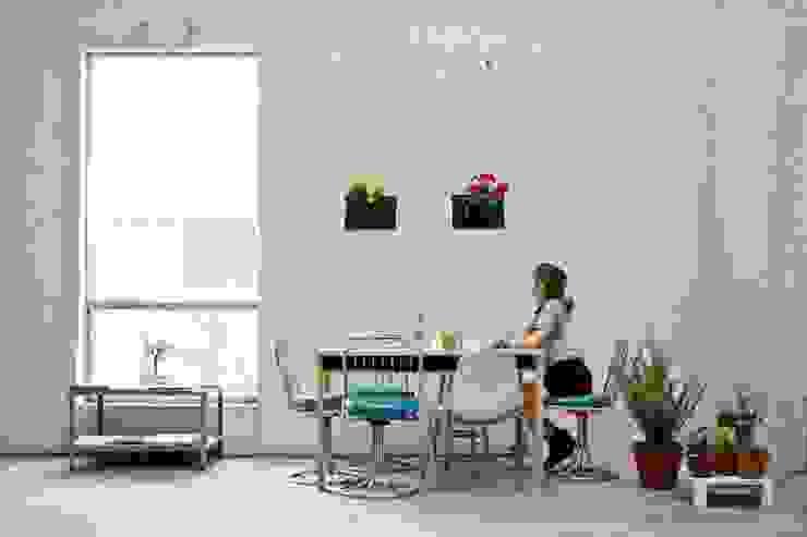Comedores de estilo  por HUICHOL, Moderno
