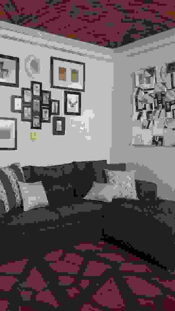 Paola Hernandez Studio Comfort Design Soggiorno moderno